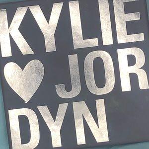 KylieXXJordan Highlighter quad